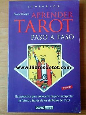 aprender tarot paso a paso naomi ozaniec