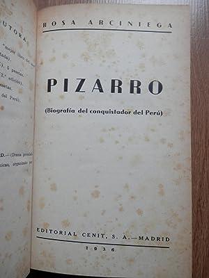 Pizarro (Biografía del conquistador del Perú): Rosa Arciniega