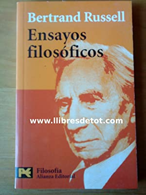 Ensayos filosóficos: Bertrand Russell