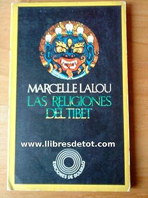 Las religiones del Tíbet: Marcelle Lalou
