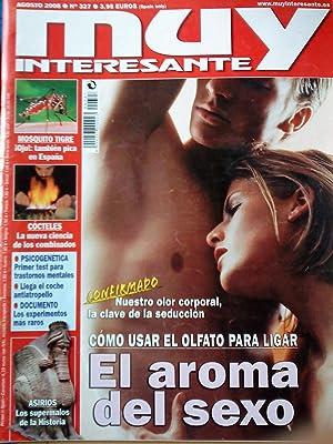 Muy Interesante - Núm. 327 (El aroma del sexo): Diversos autores
