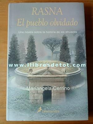 Rasna. El pueblo olvidado: Mariangela Cerrino