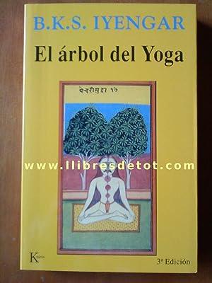 El árbol del Yoga. Yoga Vriksa: Bellur Krishnamachar Sundararaja Iyengar