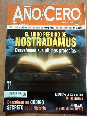 Año Cero - Núm. 210 (El libro: Diversos autores