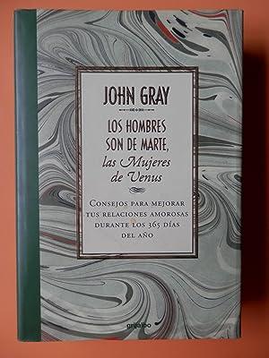 Los hombres son de Marte, las mujeres: John Gray