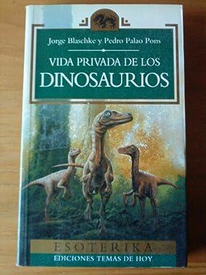 Vida privada de los dinosaurios: Jorge Blaschke y Pedro Palao Pons