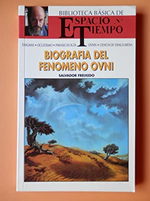 Biografía del fenómeno OVNI: Salvador Freixedo