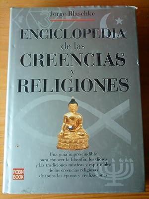 Enciclopedia de las creencias y religiones: Jorge Blaschke