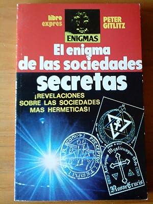 El enigma de las sociedades secretas. ¡Revelaciones: Peter Gitlitz