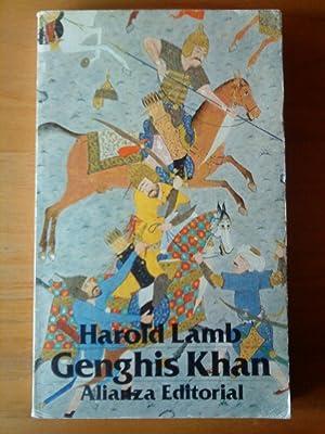 Genghis Khan, emperador de todos los hombres: Harold Lamb