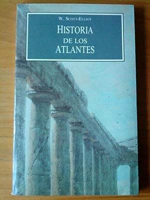 Historia de los atlantes: W. Scott-Elliot