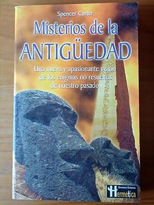 Misterios de la Antigüedad: Spencer Carter