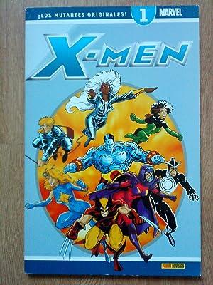 X-Men. ¡Los mutantes originales! ¡Juegos mortales!. Panini: Diversos autores