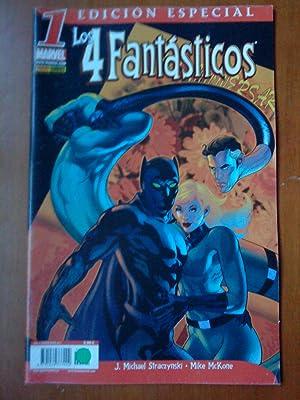 Los 4 Fantásticos. Edición especial. Música lejana.: J. Michael Straczynski.