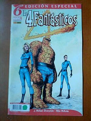 Los 4 Fantásticos. Edición especial. Un día: J. Michael Straczynski.