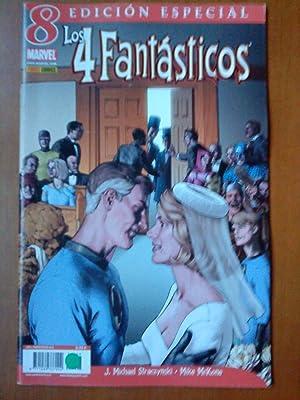 Los 4 Fantásticos. Edición especial. Haciendo sombra.: J. Michael Straczynski.