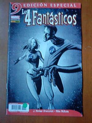 Los 4 Fantásticos. Edición especial. Ser un: J. Michael Straczynski.