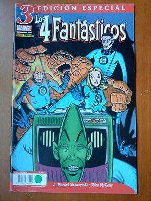 Los 4 Fantásticos. Edición especial. Cita inminente.: J. Michael Straczynski.