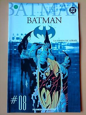 Batman. La espada de Azrael. DC Comics, nº 08: Marv Wolfman. Dennis O'Neil