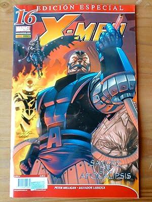 X-Men. Edición Especial. Sangre de Apocalipsis (parte 1: el Mesías y parte 2: El ...