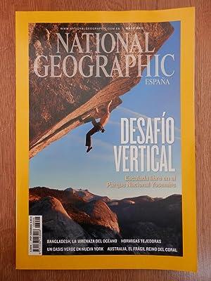 National Geographic España. Desafío vertical. Vol. 28. Núm. 5: Diversos ...