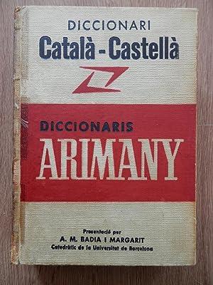 Diccionari Castellà Català Iberlibro