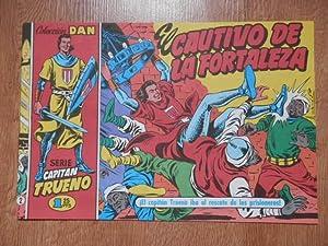 El Capitán Trueno. El cautivo de la fortaleza. Colección Dan, 2: Víctor Mora