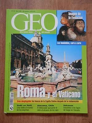 Geo. Una nueva visión del mundo. Roma: Diversos autores