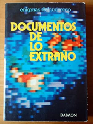 Documentos de lo extraño: Guy Tarade