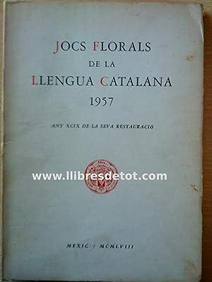 Jocs Florals de la Llengua Catalana. 1957,: Diversos autors