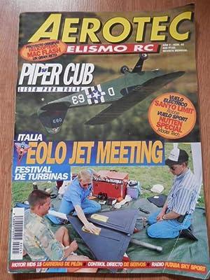 Aerotec. Modelismo RC. Año V. Núm. 45: Diversos autores