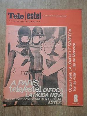 Tele/estel. Any II. Número 57. Barcelona, 18: Diversos autors