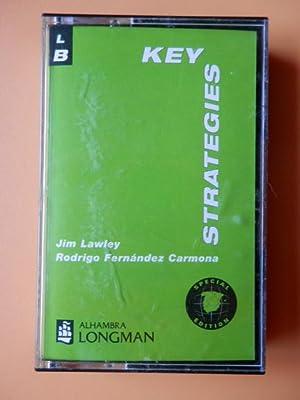 Key Strategies: Jim Lawley- Rodrigo