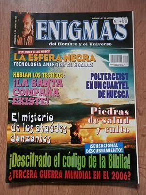Enigmas del hombre y el universo. Año: Diversos autores
