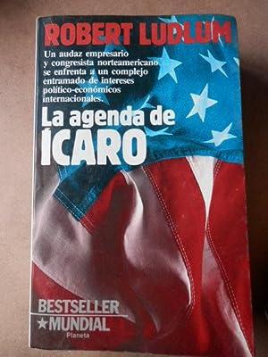 La agenda de Ícaro: Robert Ludlum