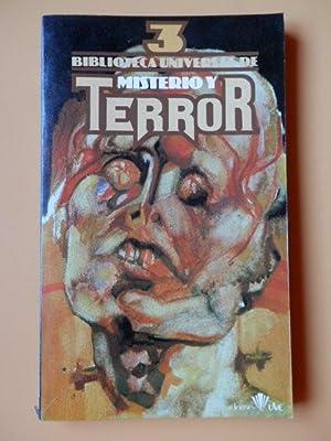 Biblioteca Universal de Misterior y Terror. Nº: Dirección y Selección: