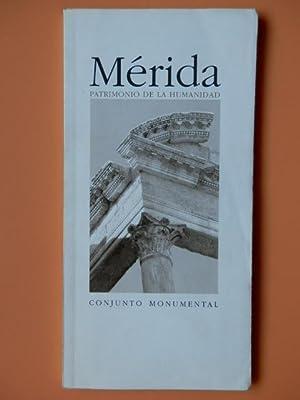 Mérida. Patrimonio de la Humanidad. Conjunto Monumental: Yolanda Barroso. Francisco