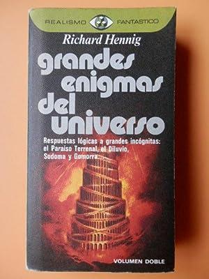 Grandes enigmas del universo. Respuestas lógicas a grandes incógnitas: el Para&iacute...
