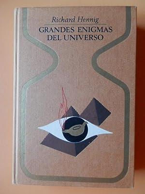 Grandes enigmas del Universo: Richard Hennig