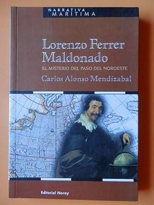 Lorenzo Ferrer Maldonado. El misterio del paso: Carlos Alonso Mendizábal