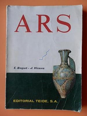 Ars: Enrique Bagué. J. Vicens Vives