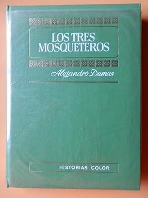 Los tres mosqueteros: Alejandro Dumas