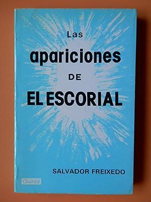 Las apariciones de El Escorial: Salvador Freixedo
