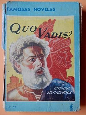 Quo Vadis?: Enrique Sienkiewicz