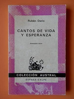 Cantos de vida y esperanza: Rubén Darío