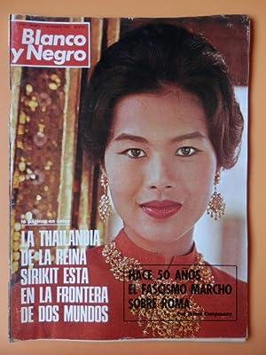 Blanco y Negro. 4 noviembre 1972. La: Diversos autores