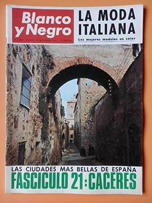 Blanco y Negro. 23 septiembre 1967. La: Diversos autores