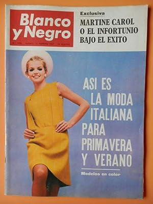 Blanco y Negro. 18 febrero 1967. Así: Diversos autores