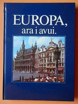 Europa, ara i avui: Mª Antònia de Cendra