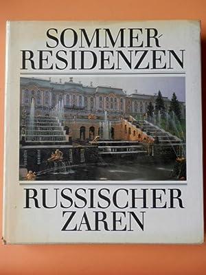 Sommerresidenzen Russischer Zaren: Gerhart Hallmann